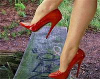 Как выбирать туфли на высоком каблуке?