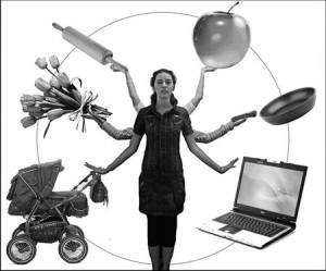 Ритм жизни современной женщины