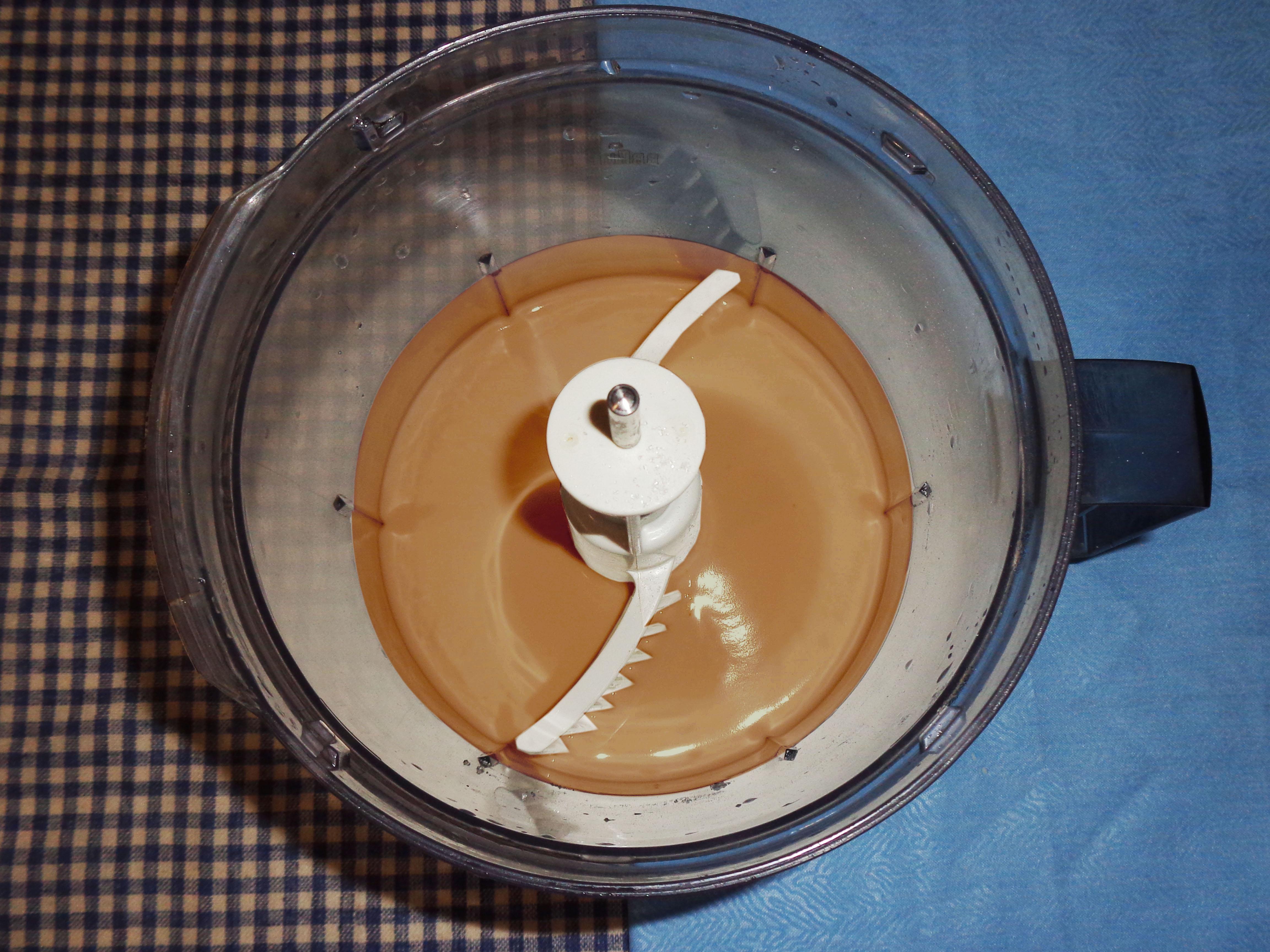 Пасхальный кулич с кофейной глазурью