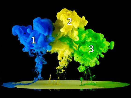 Тесты на YouBeauty: IQ-тест на цвета