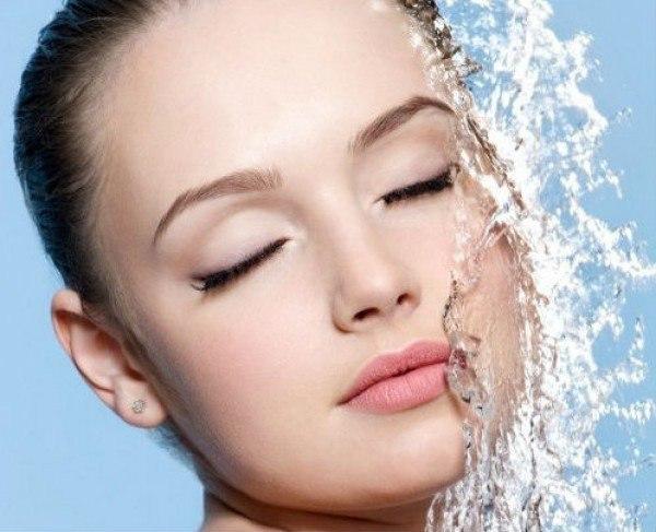Очистка и придание свежести коже лица