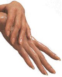Рецепт красивых рук