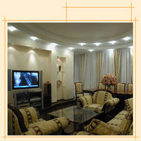 Энергия гостиной комнаты