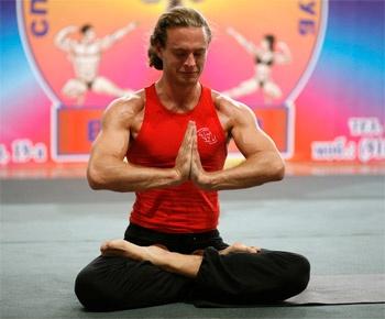 Йога против стресса.