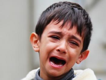 Как справиться с капризами ребёнка?