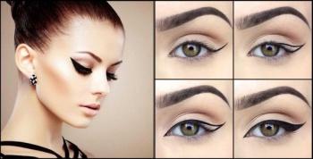 Женский характер и макияж