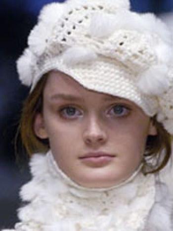 Мода на головные уборы 2007