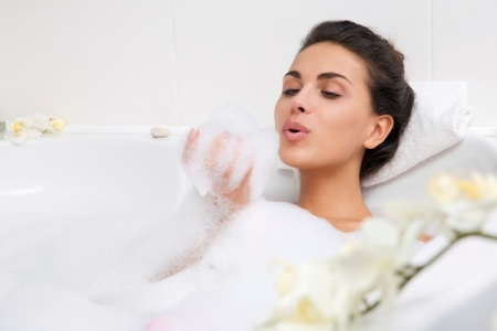 Ванна для женской красоты