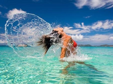 Ополаскивать ли волосы прохладной водой?