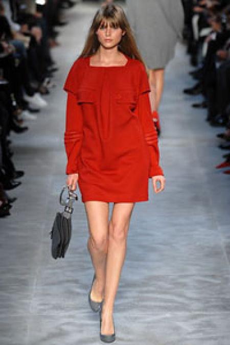 Мода осень-зима 2007-2008